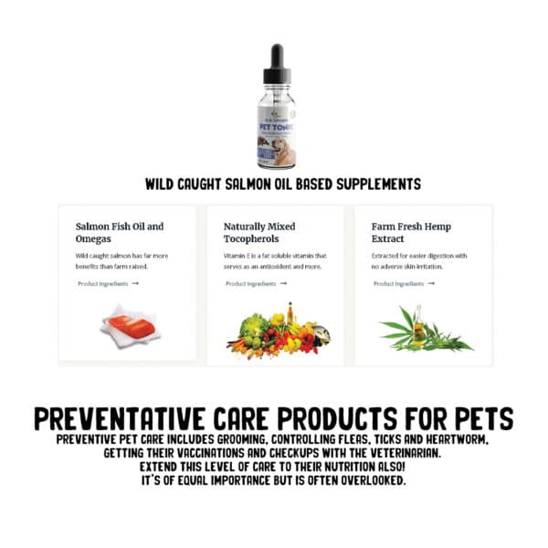 naturally deal with common pet nutrition problems