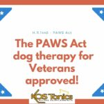 Puppies Assisting Wounded Service members for Veterans Therapy Act
